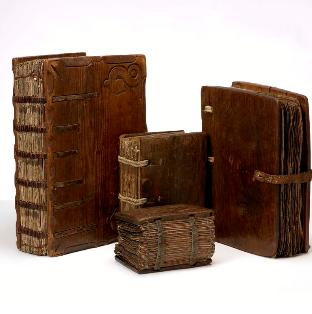 opens the webpage 'Care and conservation of manuscripts' at Museum Tusculanum