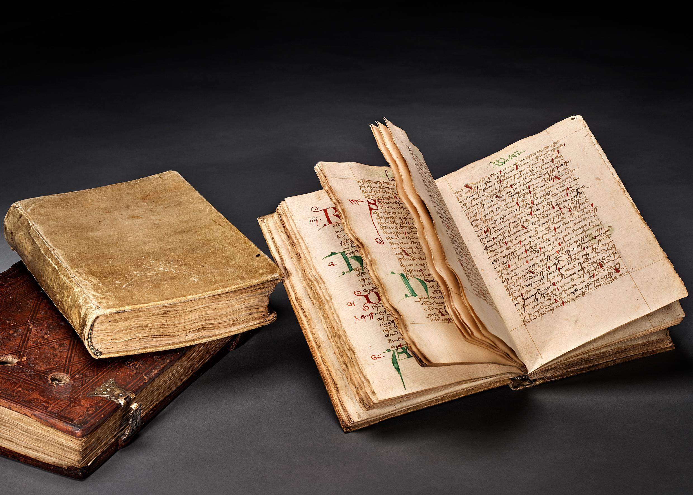 Three manuscripts from Birger Gunnersen